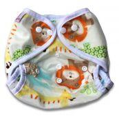 Svrchní kalhotky Sweet Monkey jednovelikostní Lístky
