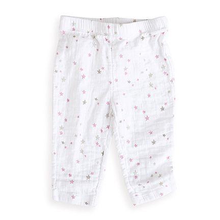 Mušelínové kalhoty Aden+Anais, Lovely