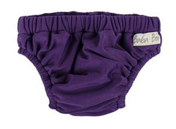 Plenkové plavky BabaBoo, Purple
