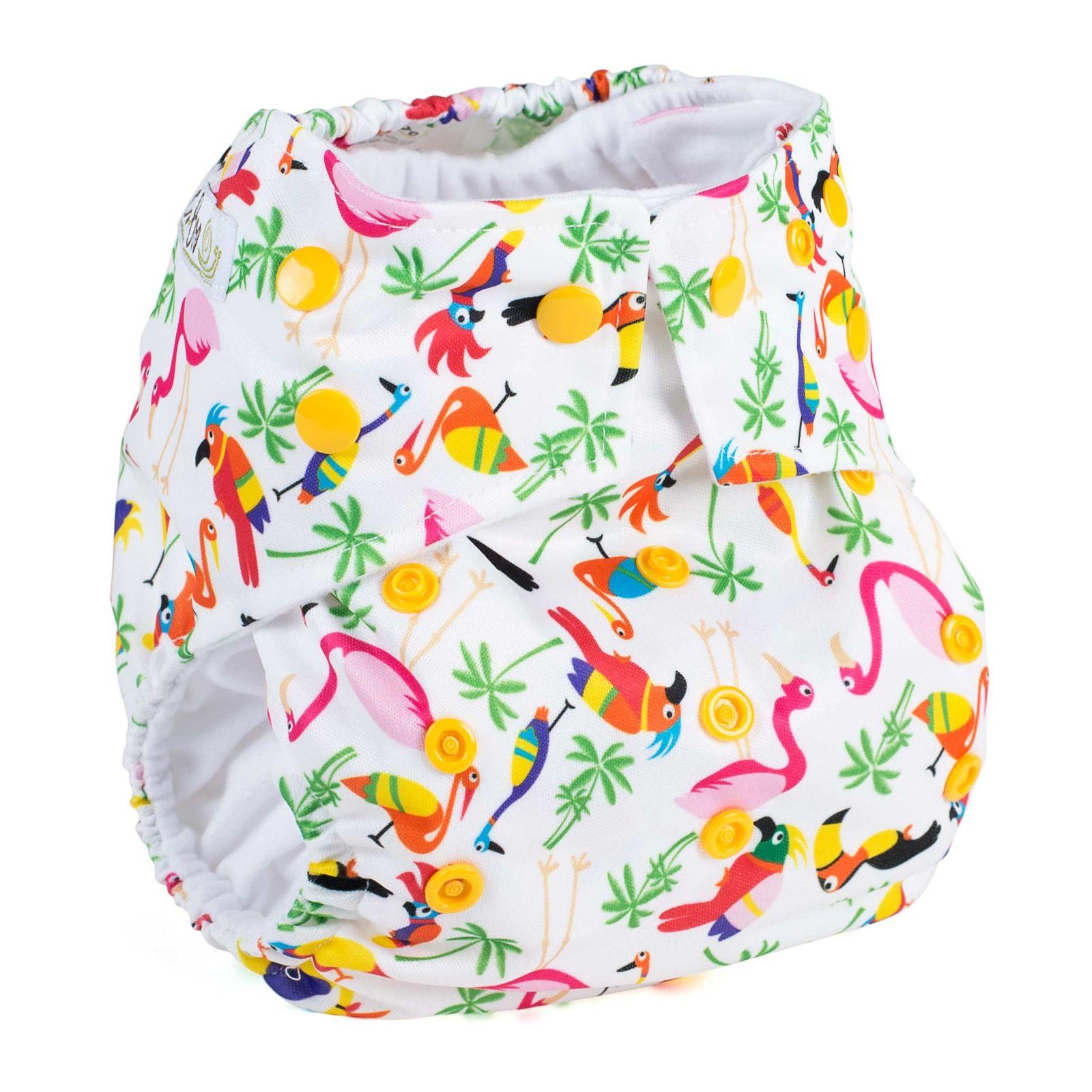 Baba+Boo plenkové kalhotky V2, Design Rio