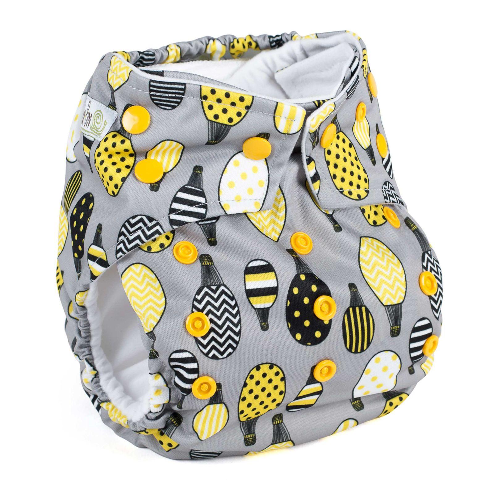 Baba+Boo plenkové kalhotky V2, Design Air Ballons