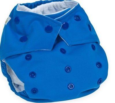 Baba+Boo plenkové kalhotky V2, Colour Sea blue