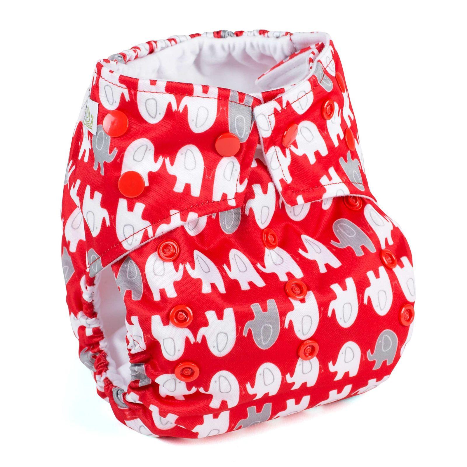Baba+Boo plenkové kalhotky V2, Design Elephant