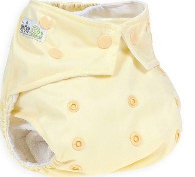 Baba+Boo plenkové kalhotky V2, Colour Lemon Sorbet