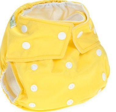 Baba+Boo plenkové kalhotky V2, Colour Yellow