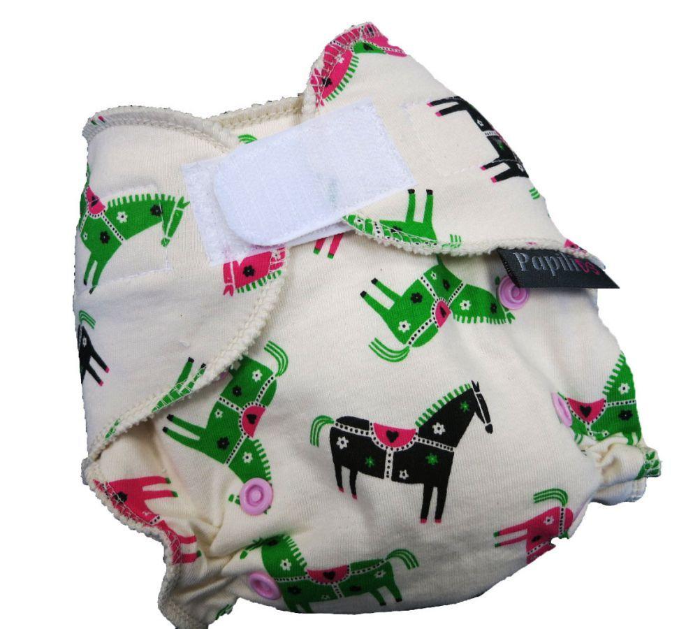 Extendor body bavlna 1 ks Růžový koník