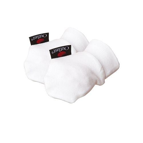Rukavice kojenecké ANGEL - Outlast® bílé
