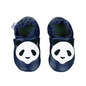 Capáčky Paputki modrá panda