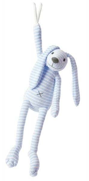 Happy Horse - králíček Reece hudební modrý