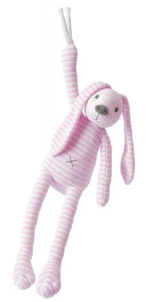 Happy Horse - králíček Reece hudební růžový