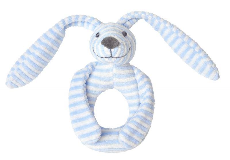 Happy Horse - králíček Reece chrastítko modré