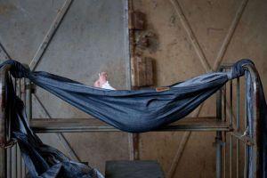 Půjčení šátek ByKay Denim Stone Washed 4,7 m