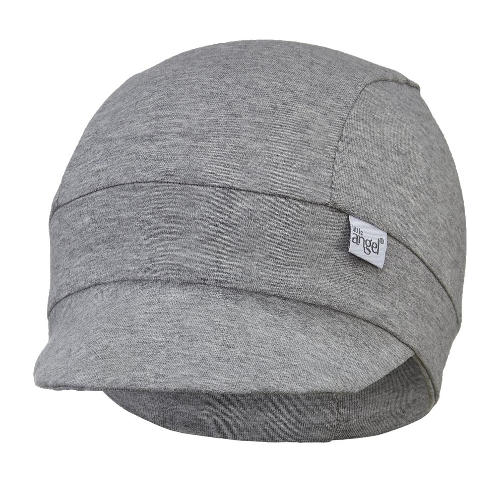 Kšiltovka STYL Outlast®, šedý melír