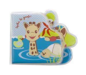 Vulli Knížka do vany žirafa Sophie