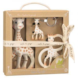 Vulli Trio žirafy Sophie So'Pure