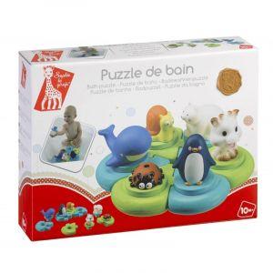 Vulli Zábavné puzzle se zvířátky do vany