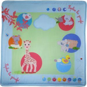 Vulli Interaktivní hrací dotyková podložka žirafa Sophie
