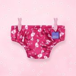 Bambino Mio kalhotky koupací Flamingo