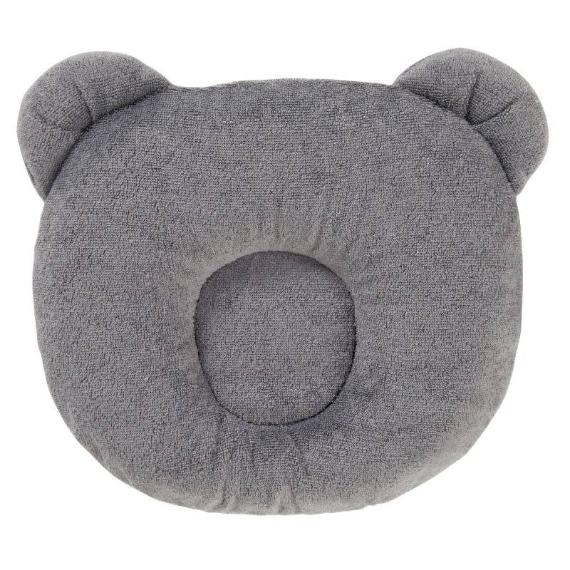 Candide polohovací polštářek Panda tmavě šedý