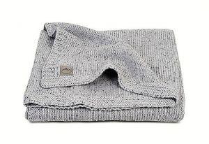 Jollein Deka 75x100 Confetti knit Grey