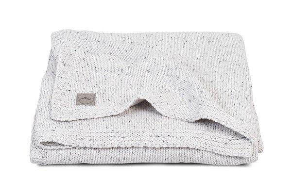 Jollein Deka 75x100 Confetti knit natural