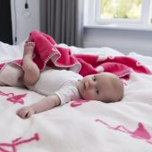 Meyco Deka 75x100 cm Flamingo raspberry