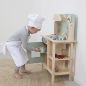 Tiamo Little Dutch dřevěná kuchyňka TIAMO-LITTLE DUTCH