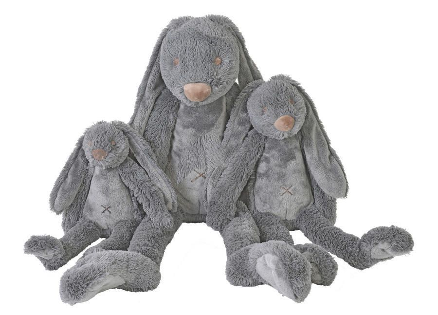 Happy Horse - králíček Richie tmavě šedý