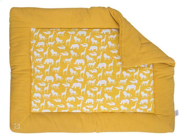 Jollein hrací deka Safari,Ocher