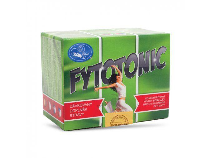 MISSIVA FYTOTONIC - posilující nápoj s bylinnými extrakty