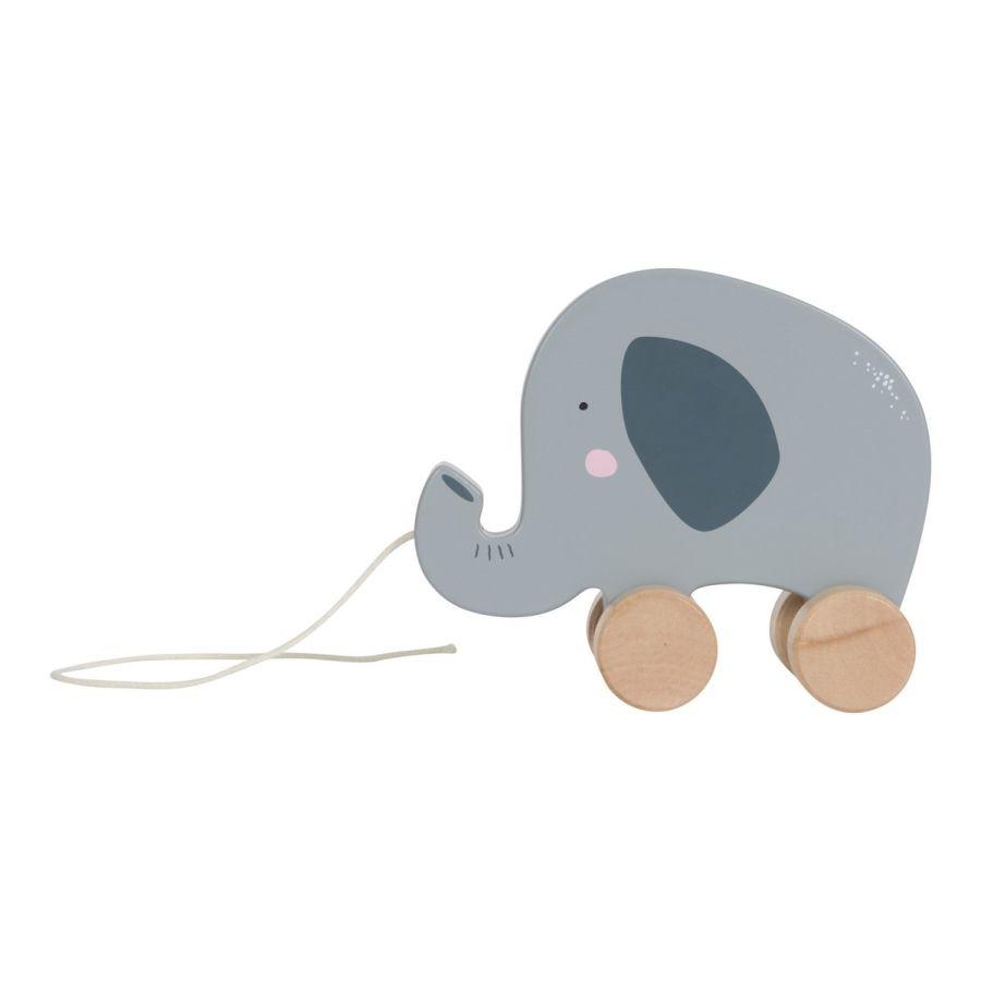 TIAMO Little Dutch tahací slon