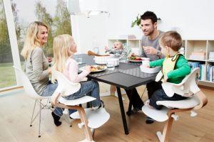 EVOMOVE Nomi Mini zábrana k dětské rostoucí židli
