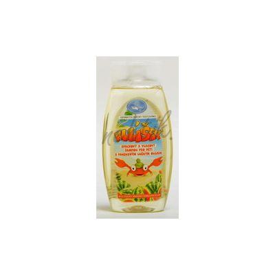 Kulíšek S - sprchový gel a pěna pro děti 250 ml