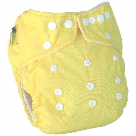 Little Lamb AIO plenkové kalhotky PRIMROSE