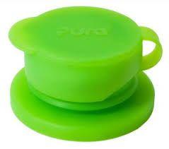 Pura® silikonový sportovní uzávěr GREEN