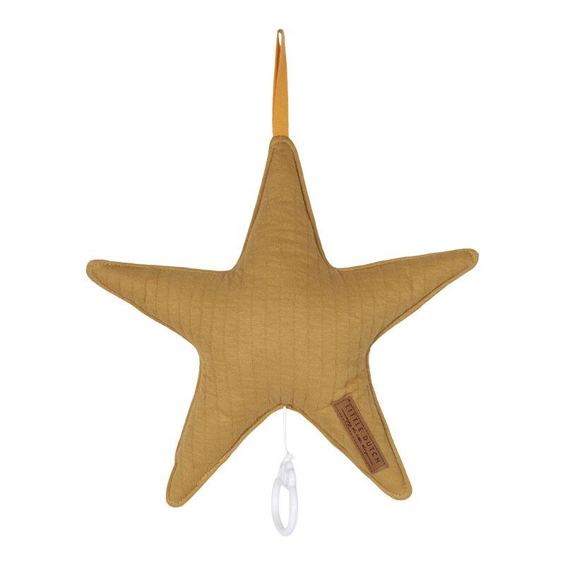 Little Dutch Hrající hvězda Pure Ocher
