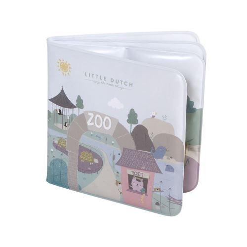 Little Dutch knížka do vody ZOO