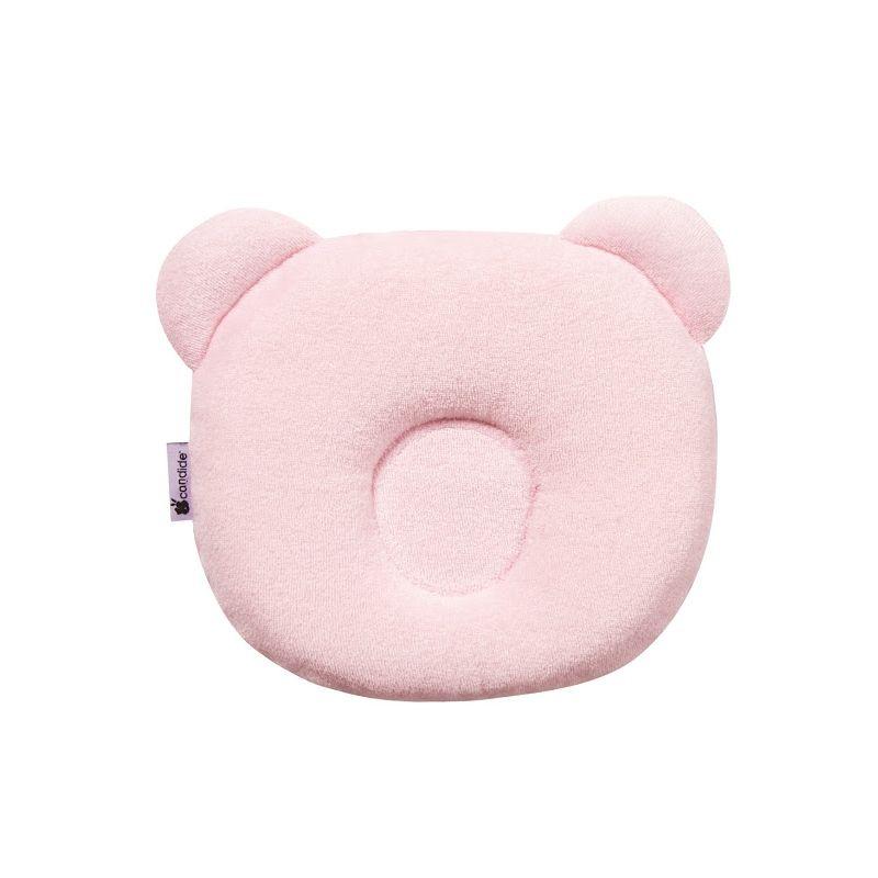 Candide polohovací polštářek Panda růžový