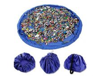 Hrací voděodolná podložka / vak na hračky 150cm