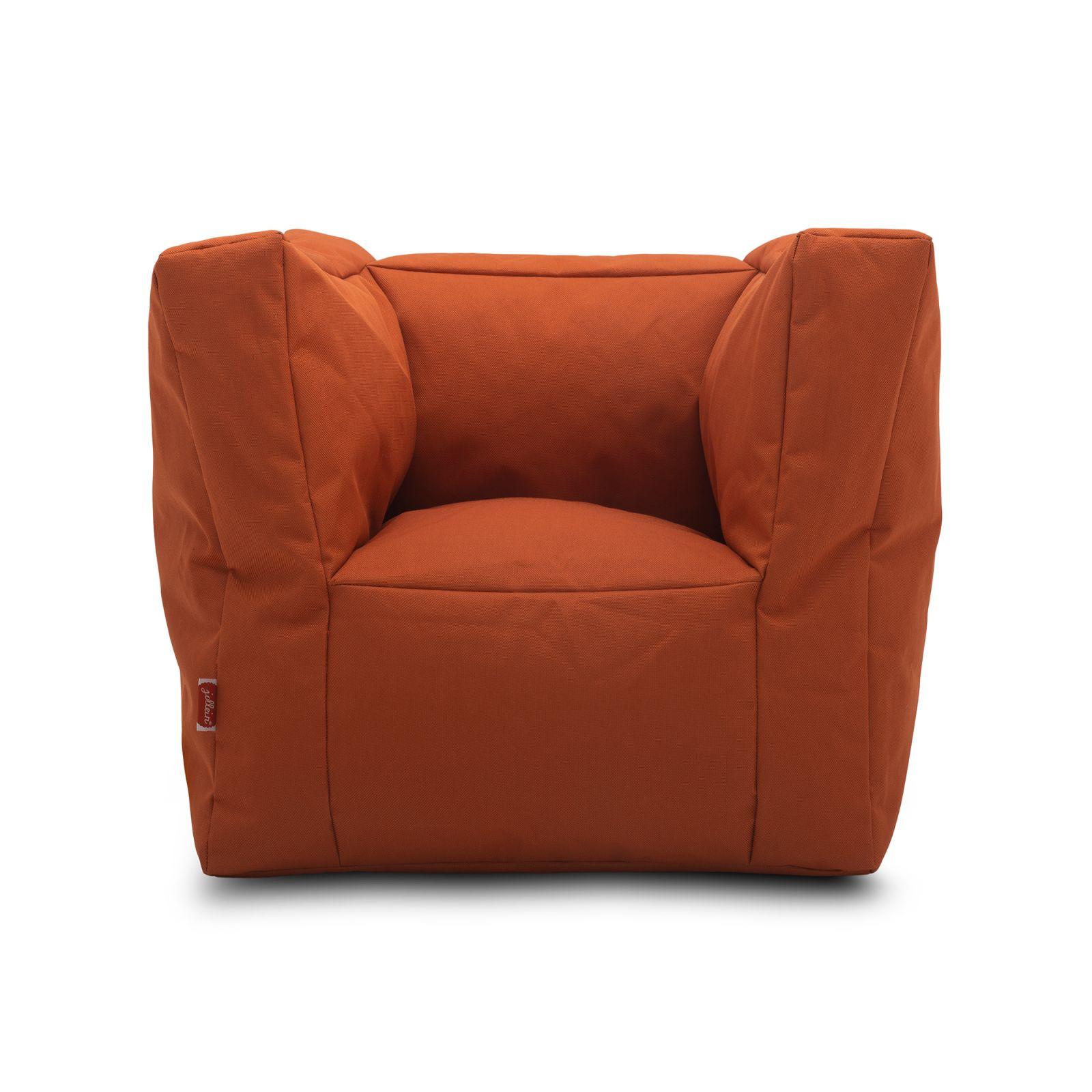 JOLLEIN křesílko - Sofa Beanbag Rust