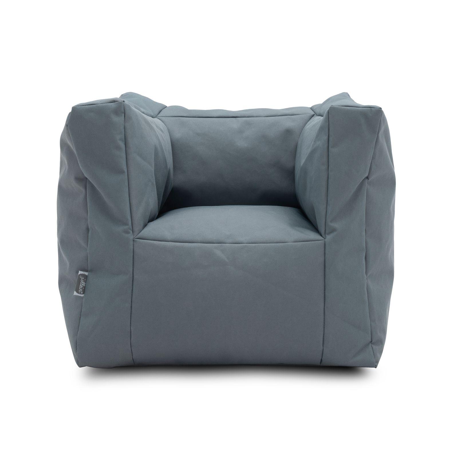 JOLLEIN křesílko - Sofa Beanbag Storm grey