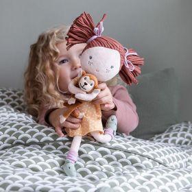 TIAMO Little Dutch Panenka Sofia 35 cm s opičkou