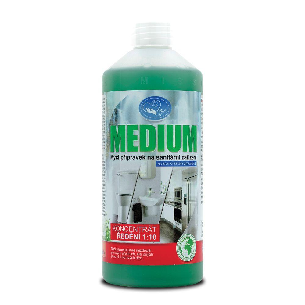 Missiva Medium – přípravek na sanitární zařízení
