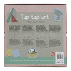Little Dutch Tap Tap Art Kreativní box TIAMO-LITTLE DUTCH