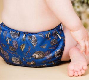 Little Lamb AIO plenkové kalhotky Truffle Shuffle