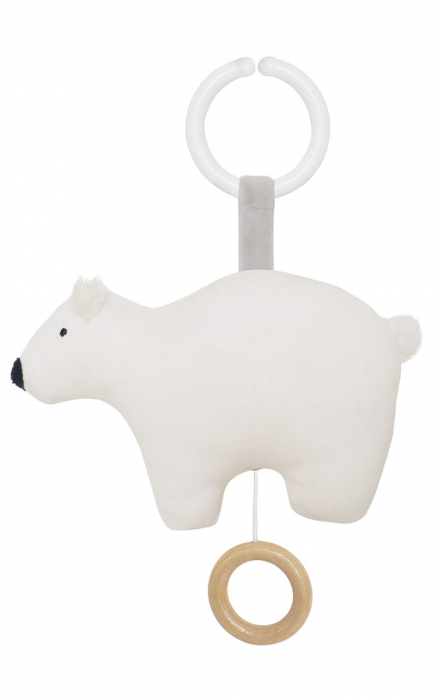 JaBaDaBaDo Hudební hračka Lední medvěd