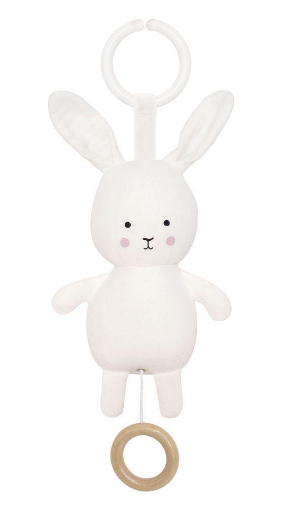 JaBaDaBaDo Hudební hračka Zajíček