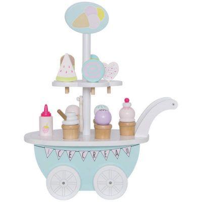 Jabadabado Zmrzlinový vozík