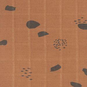 Jollein bavlněné pleny 70x70cm, Spot caramel (3ks)