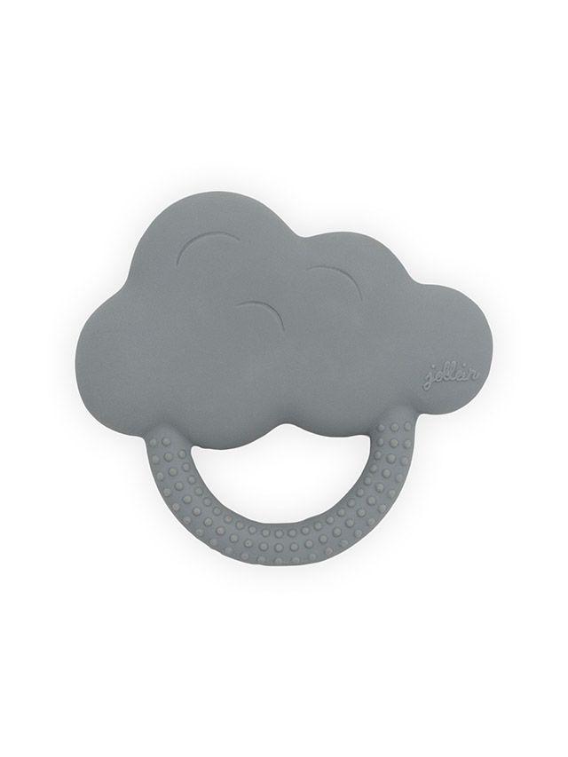 Jollein kousátko z přírodní gumy, Mráček Storm grey